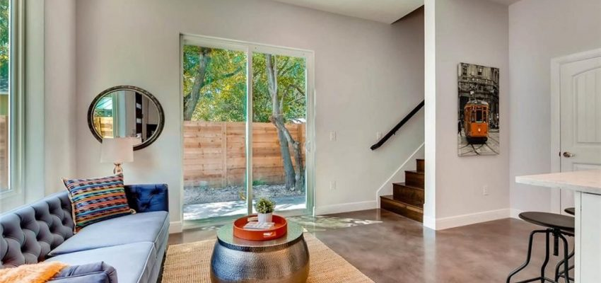 Recent Project, Under Contract – 906 Linden Street #B